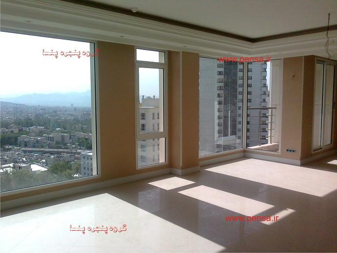 لیست قیمت پنجره های upvc