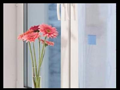 Advantages of using the UPVC window