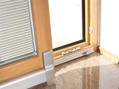 درب و پنجره upvc فلوکس واگنی