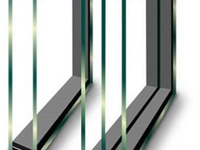 شیشه سه جداره