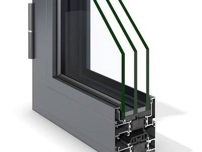 پنجره آلومینیومی